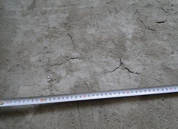 помилки при влаштуванні стяжки підлоги