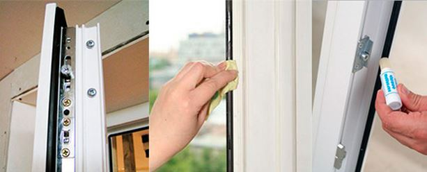 підготовка пластикових вікон до зими