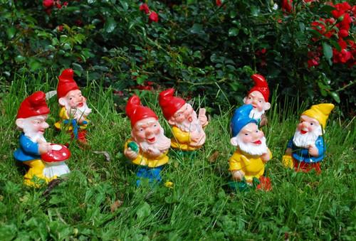 гноми садові фігури
