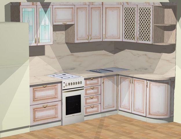 кухня на заказ проект