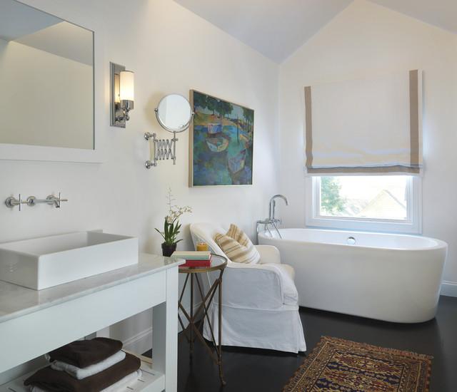 Римська штора у ванній
