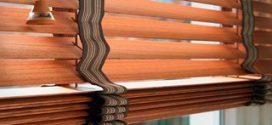 Деревянные жалюзи: их особенности, достоинства и применение в интерьере