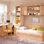 Лучшие материалы для мебели в детскую комнату