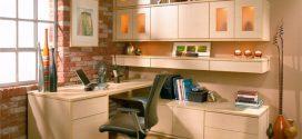 Кабинет в доме: мебель для комфортной работы