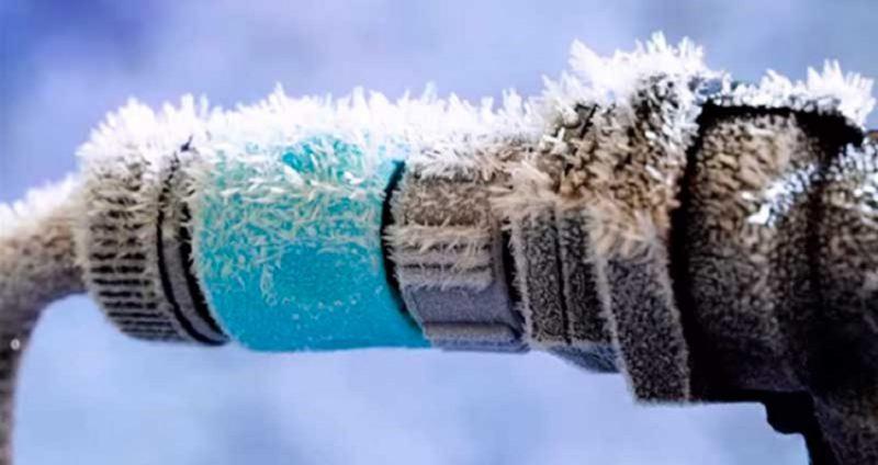 Консервация автополива на зиму