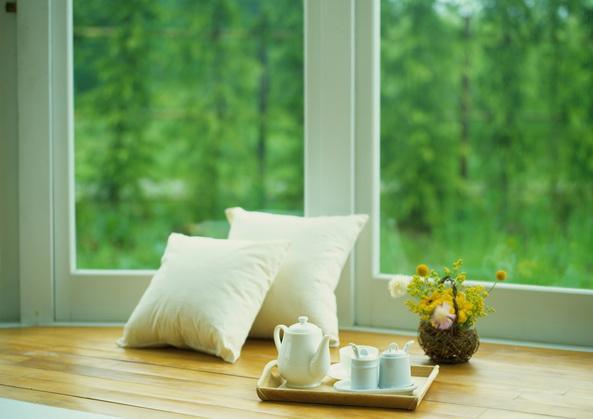 Металлопластиковые окна для частного дома