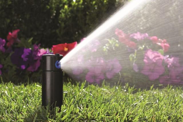 Системи автоматичного поливу для саду
