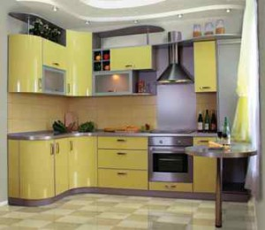 Який кухонний гарнітур краще вибрати - з МДФ чи пластика