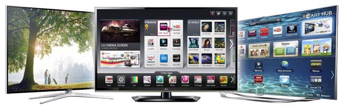 Выбираем телевизор: LED, 3D, SMART