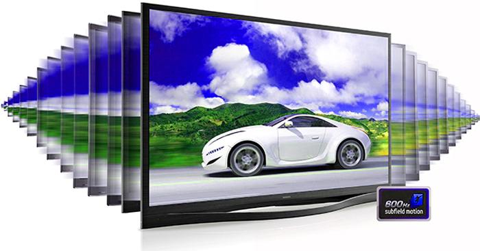 Частота развертки LED-телевизора
