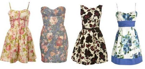 Летние платья: фото и модные образы в летних платьях
