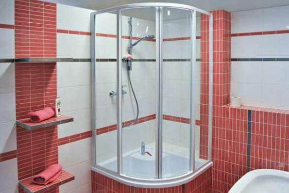 Душевые кабины в ванную