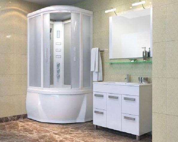 Душевые кабины в ванную закрытые
