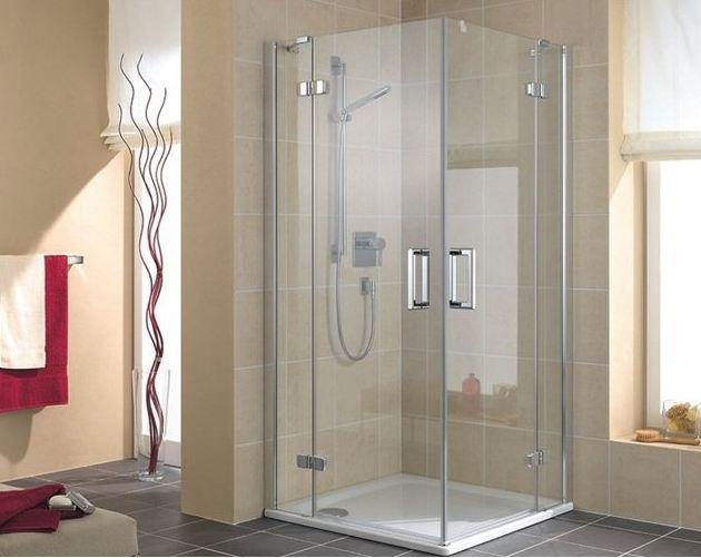 Душевые кабины в ванную открытые