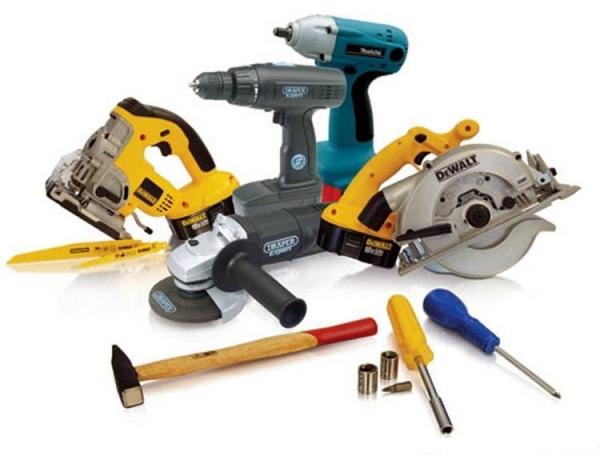 Як вибрати електроінструмент для дому