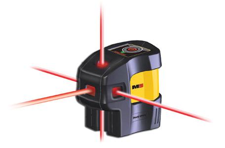 Точечный лазерный нивелир