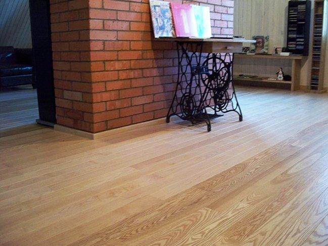 Переваги масивної дошки для підлоги