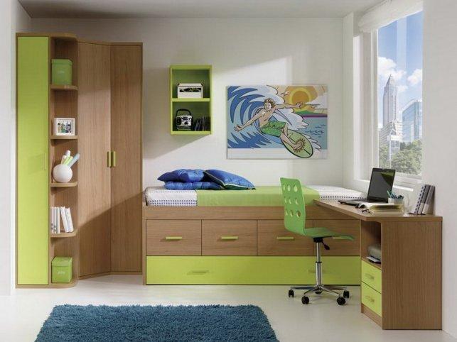 детская мебель для подростка мальчика фото