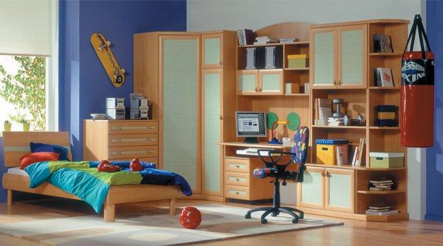 детская мебель для школьника мальчика