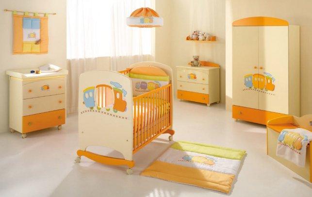 Детская мебель для маленького мальчика