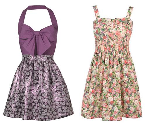 Летние платья: фото и модные образы