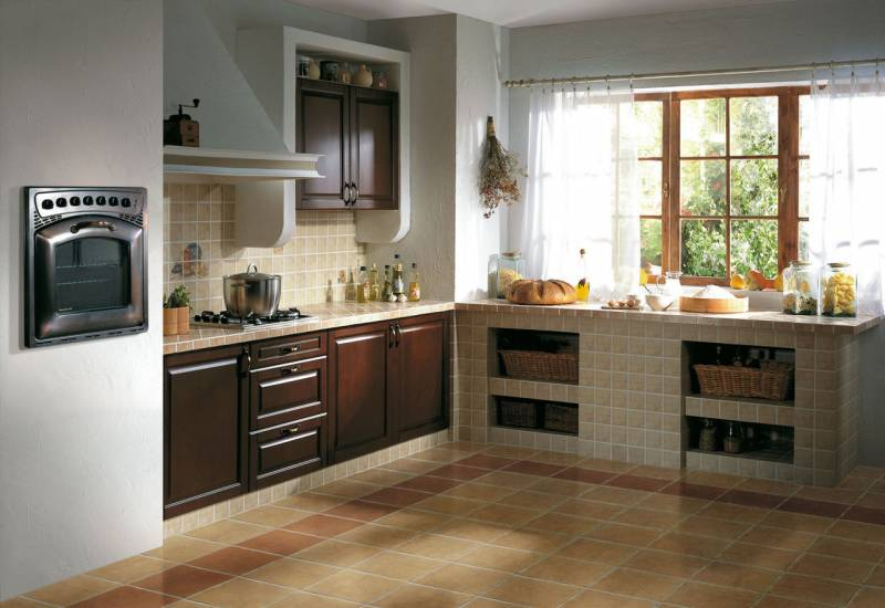 Коллекция Jesien (Opoczno) на кухне