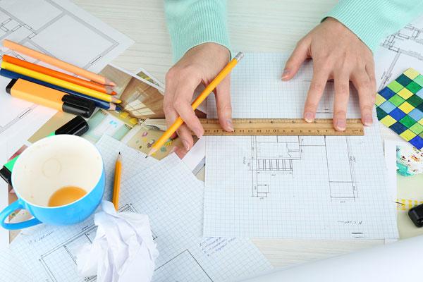 Дизайнер интерьера какие предметы нужно сдавать.