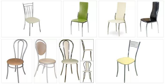 Какие выбрать стулья для кухни