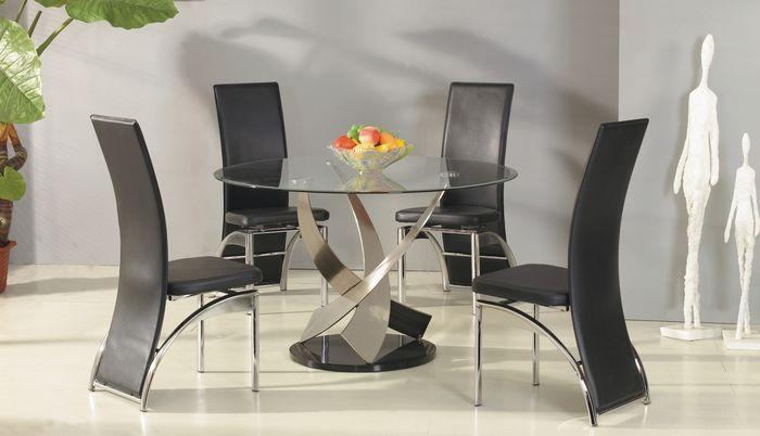 стулья на кухне в интерьере
