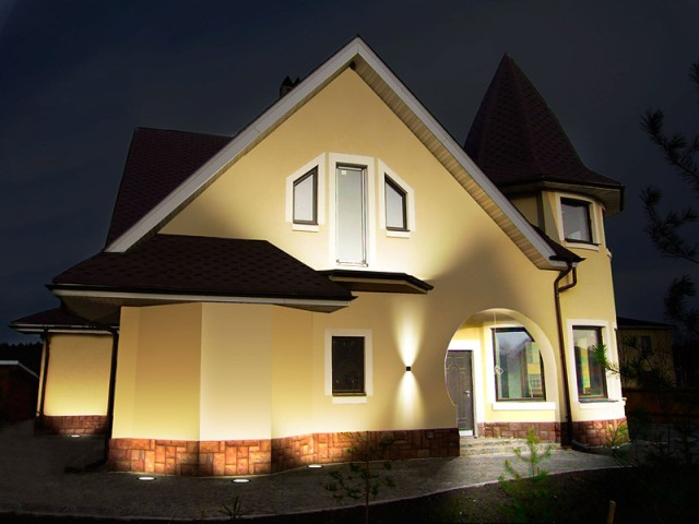 светодиодные светильники для освещения дома