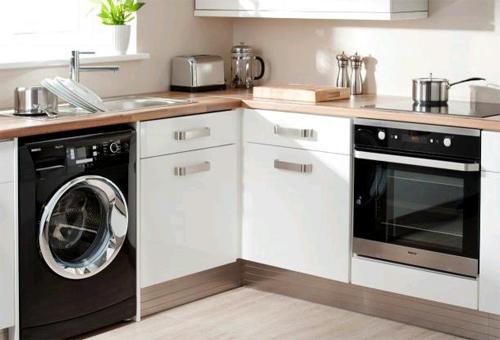 Де встановити пральну машину