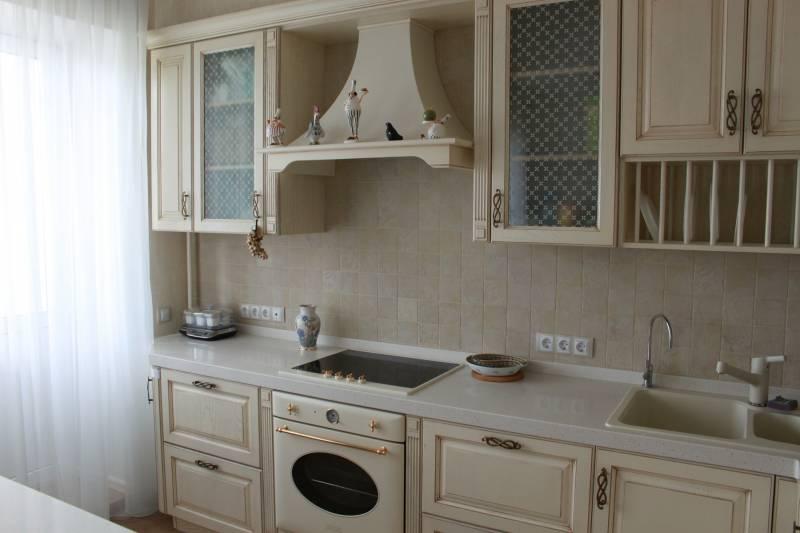 Дизайны кухонь прованс