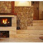 Як вибрати дров'яну піч-камін для заміського будинку?