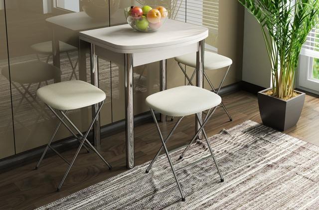 стол для небольшой кухни