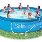 Какой бассейн лучше - надувной или каркасный?