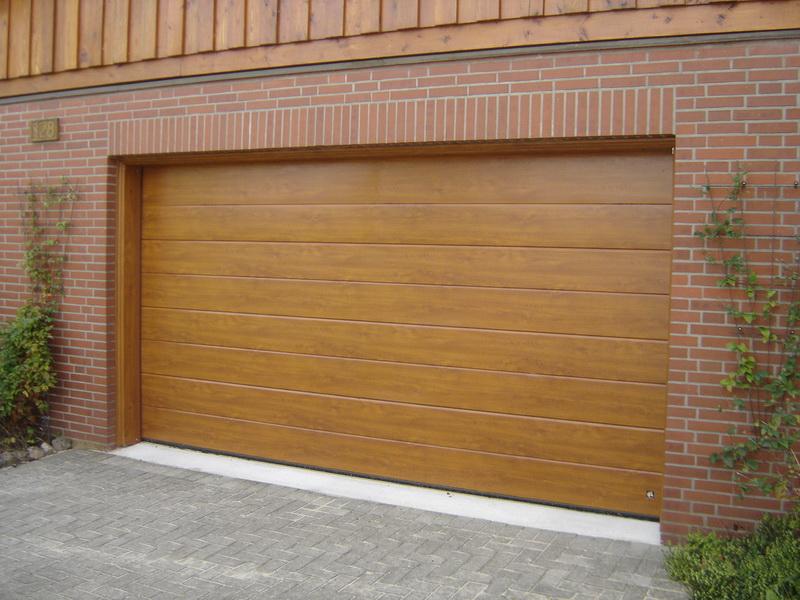 Гаражные ворота Ryterna размер 2750х2250