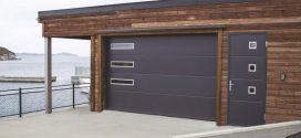 Красота и комфорт с гаражными воротами Ryterna