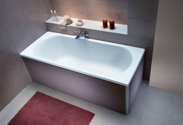 Сантехника для ванной комнате в стиле минимализм