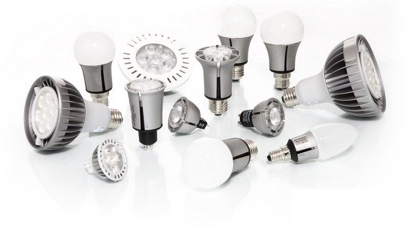 Экономные светодиодные осветительные приборы