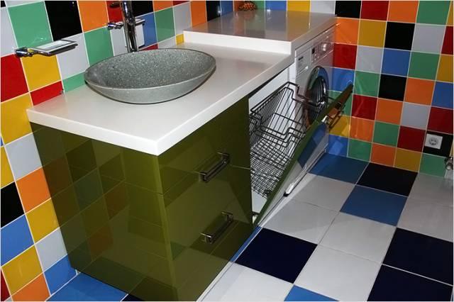 Принципи вибору меблів для ванної кімнати