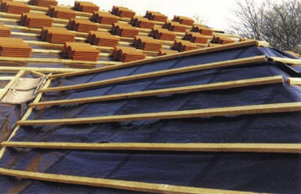 Черная полиэтиленовая строительная пленка использование в строительстве