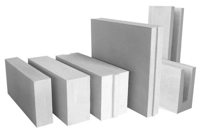 Газосилікатні блоки їх застосування в будівництві