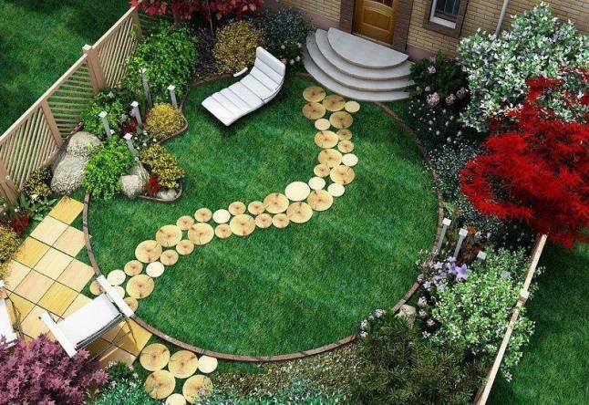 Какие элементы включает ландшафтный дизайн на дачном участке