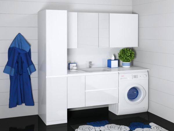 Какая мебель лучше подойдёт для ванной комнаты