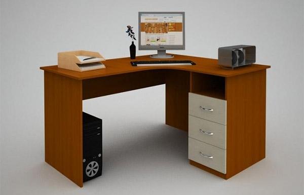 Офисные столы: большой выбор изделий от компании FlashNika