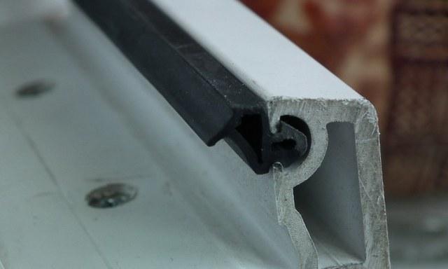 Элементы конструкции пластиковых окон VEKA