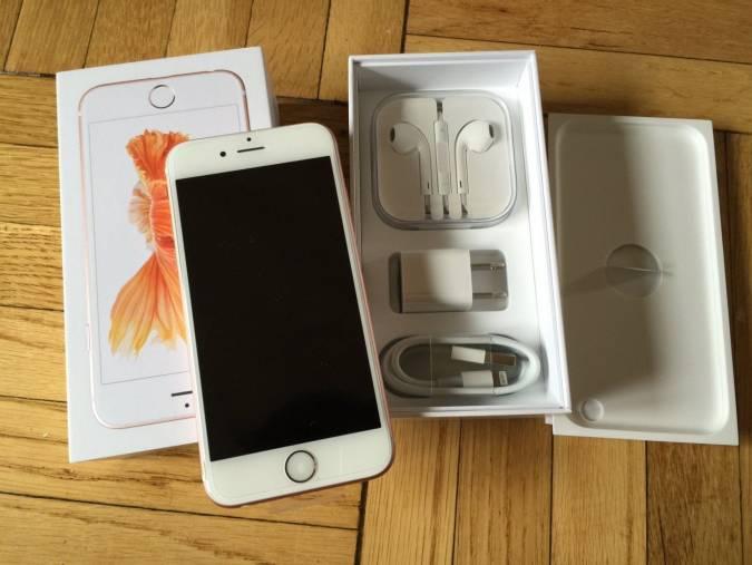 оригинальный iPhone 6 s
