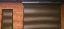 Роллетные ворота: их преимущества, принцип работы и конструктивные особенности