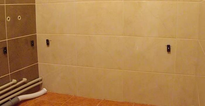 Як встановити акрилову ванну