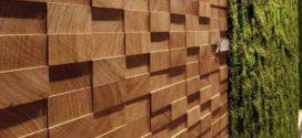Дерев'яні панелі для внутрішньої обробки стін — різновиди та монтаж